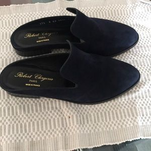 Robert Clergerie made in France shoes